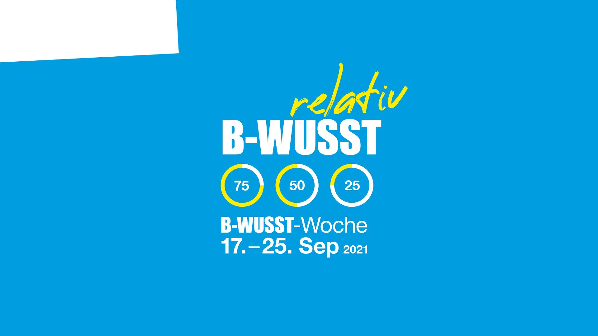B-WUSST Blende Start -relativ-B-WUSST 2021-